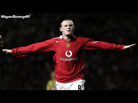 Wayne Rooney All Goals (Part 1) 2004-05 HD 720p English Commentary