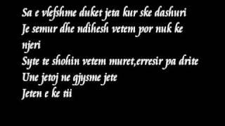 Flori Mumajesi - Dashuria ( Me Tekst )