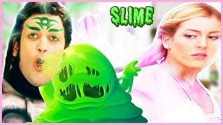 Selena Karakterlerinden Ne Çıkarsa Çöplük Slime Kazı Kazan Slaym Dila Kent