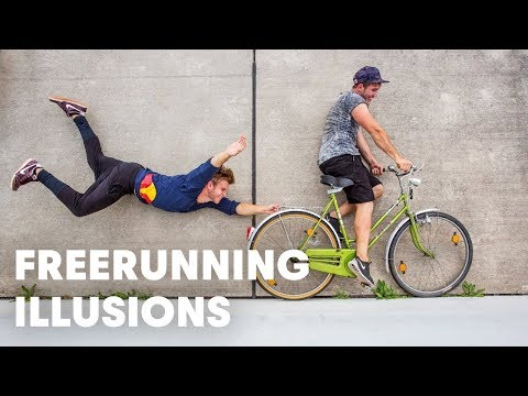 Jason Paul s Freerunning Illusions