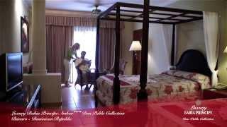 Las instalaciones del hotel Luxury Bahia Principe Ambar son de uso exclusivo para mayores de 18 años y bajo el sello Don...