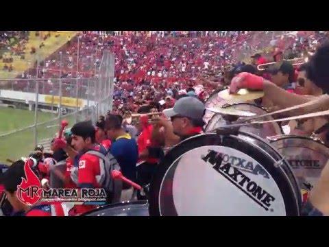 Aucas vs El Nacional - Marea Roja - Marea Roja - El Nacional