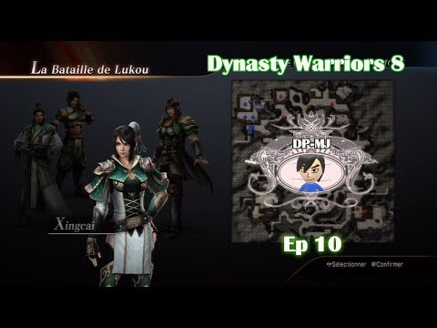 comment debloquer personnage dynasty warrior 7