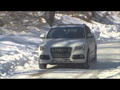Road Test: 2014 Audi Q5 TDI