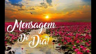Mensagem de reflexão - PALAVRA DO DIA 12/09/2019 MENSAGEM DE BOM DIA MOTIVACIONAL PARA REFLEXÃO DE VIDA GOOD MORNING DAY