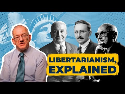 What Does It Mean To Be Libertarian?