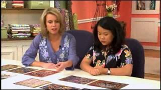 Sophie Rubin on Quilting Arts TV Episode 1212