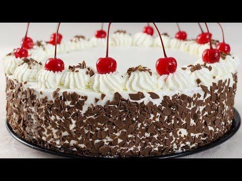 Tort Padurea Neagra / Tort Foret Noir | JamilaCuisine