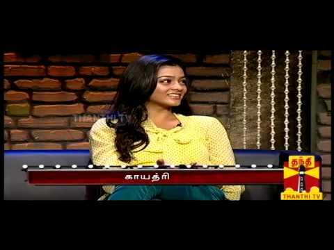 Thenali Darbar   Gayathri 10 09 2013 Thanthi TV