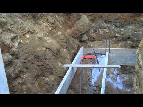 Concrete Footer Part 1