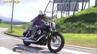 7. 2013 Harley-Davidson FXDB Street Bob WEB Mr. Bike