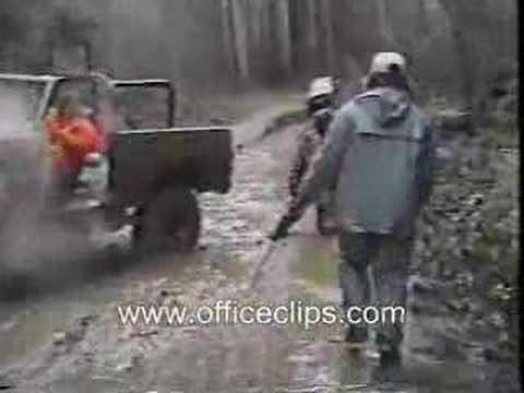 Muddy Pickup