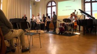 McCoy Mrubata Project live at UniNacht 2015