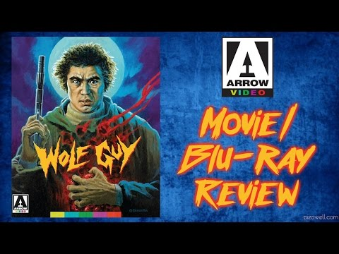 WOLF GUY (1975) - Movie/Blu-ray Review (Arrow Video)