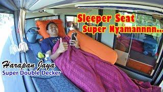 "Video ""Sleeper Class"" BUS MALAM TERBAIK di JAWA SAAT INI. KURSI TIDUR & KURSI PIJAT. Trip by Harjay ke JKT MP3, 3GP, MP4, WEBM, AVI, FLV Juni 2018"