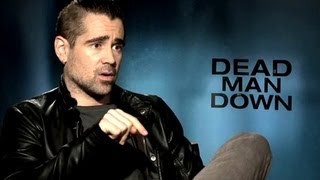 Colin Farrell - Dead Man Down Interview (JoBlo.com)