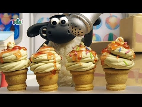 ❤️Shaun The Sheep❤️ ICE CREAM ⚡ Best New Collection #13