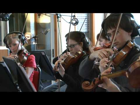 Collaboration - In the Studio with NYOS Jazz & Symphony Strings