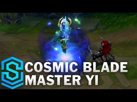 Master Yi Kiếm Sĩ Vũ Trụ