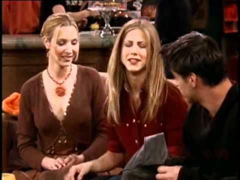 Friends en français - Friends - Ceux qui apprennent tout sur Monica et Chandler (en VF)