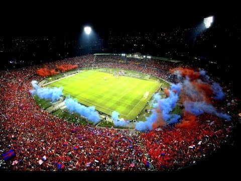 MEDELLIN 0 vs millonarios 0 FINAL Liga postobon II 2012 / Dic/12 GRACIAS MEDELLIN - Rexixtenxia Norte - Independiente Medellín