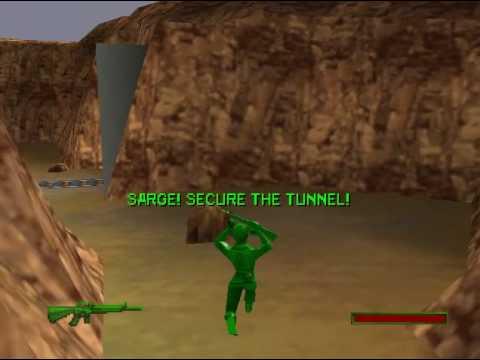 Army Men : Sarge's Heroes 2 Playstation