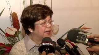 VÍDEO: Ouça entrevista da secretária Ana Lúcia Gazolla durante o anúncio de universalização do programa Reinventando o Ensino Médio
