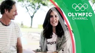 "Olympic sailing champion Santiago Lange chatted to YouTube star Patry Jordan in an exclusive Olympic Channel Facebook Live.Discover more fantastic stories of Olympians who overcame incredible difficulties to reach the top of their sports in the ""Against All Odds"" series: http://bit.do/AgainstAllOddsEN         Subscribe to the official Olympic channel here: http://bit.ly/1dn6AV5"
