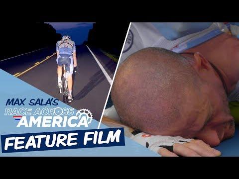 Video: MAX SALA'S RACE ACROSS AMERICA | Feature Film
