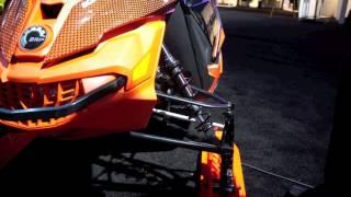 4. Ski-Doo 2015 Renegade Backcountry X
