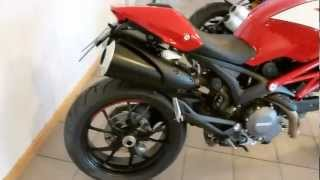 3. Ducati Monster 796 ''Ducati Meccanika'' ''Cafe Racer'' 803 ccm 87 Hp 215 Km/h 133 mph * Playlist
