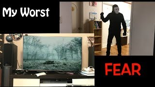 Hey everyone!  In this video, I tell you all about my worst fears!  Make sure you like, subscribe, share and comment on what your worst fear is!  Look forward to more sketches soon!  Have an awesome day, folks!