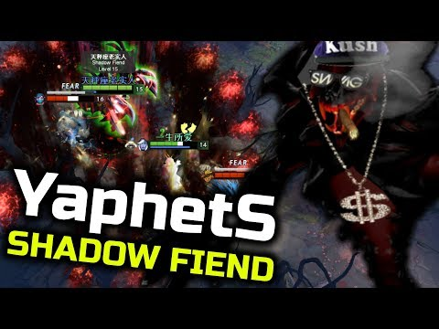 THE LEGEND IS BACK - YAPHETS SHADOW FIEND