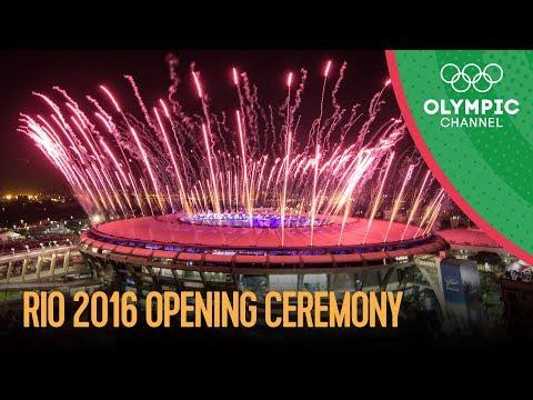 Rio 2016 Opening Ceremony Full HD Replay | Rio 2016 Olympic Games (видео)