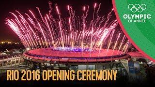 """""""Passamos"""" em Mundovisão na cerimônia de abertura dos Jogos Rio 2016"""