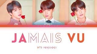 Video BTS - Jamais Vu (방탄소년단 - Jamais Vu) [Color Coded Lyrics/Han/Rom/Eng/가사] MP3, 3GP, MP4, WEBM, AVI, FLV Juli 2019