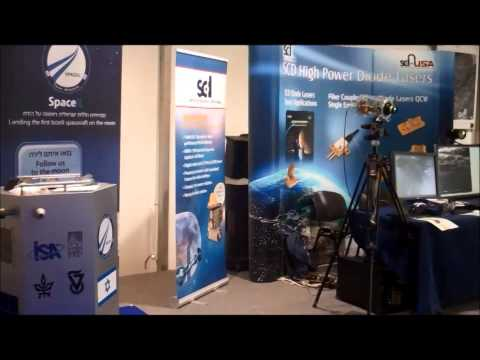 Israeli Space Convention 2014 Clip