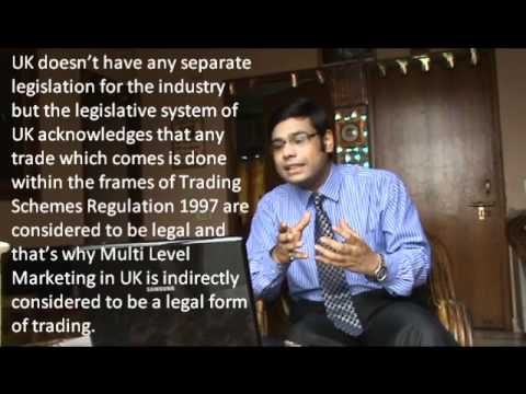 Network Marketing In India – Legal of not?