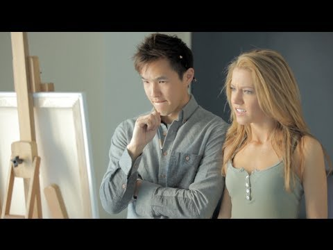 RESOLUTION - How's everyone doing on their New Year's Resolutions? Yeah, that's what we thought ;) Don't give up!! Outtakes and Behind the Scenes: http://wongfuproduction...