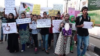 Video Students in Jammu take out rally for justice to Asifa MP3, 3GP, MP4, WEBM, AVI, FLV Oktober 2018