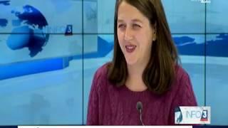 Rtk3 biseda në studio - Luljeta Demolli - (pa)barazia gjinore 12.11.2018