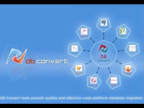 ConvertDB.com - Database conversion and synchronization tools.