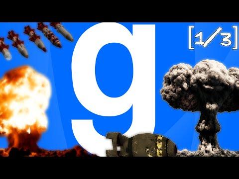 Обзор аддонов Gmod - Самая взрывная серия (#11)