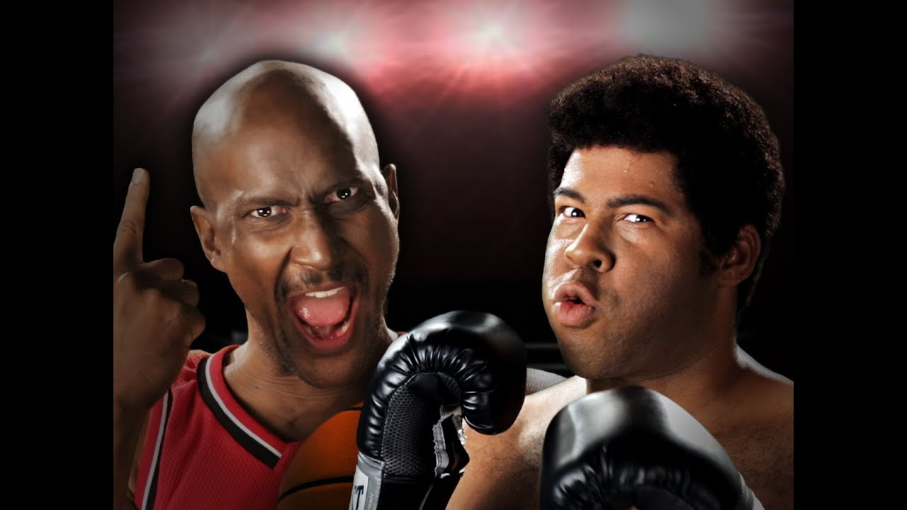 Michael Jordan vs Muhammad Ali. Epic Rap Battles of History Season 3. - maxresdefault