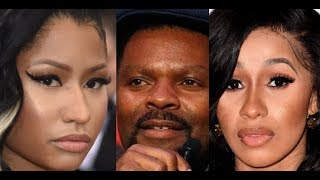 Nicki Minaj Another Show Cancelled Fans Switch to Cardi B Fans? J Prince Gets Apology From Rappers