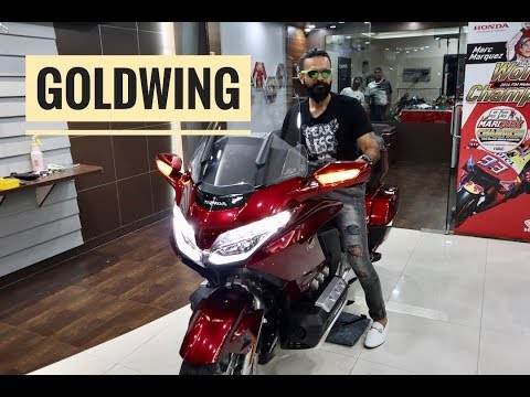 Download Happy's New Honda Goldwing HD Mp4 3GP Video and MP3
