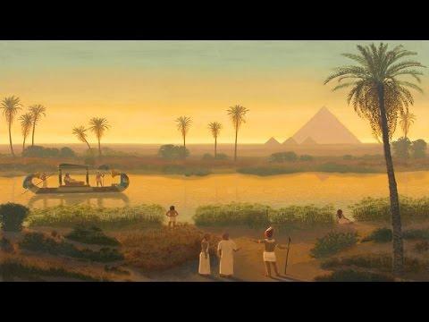 Cleopatra's parfum opnieuw gemaakt