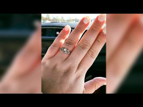 Why This $130 Wedding Ring Set Went Viral