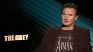 'The Grey' Liam Neeson Interview