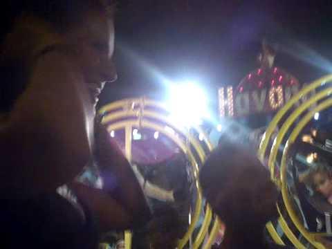 piazza dei Pini Agosto 2009 (Silvi Marina) (видео)